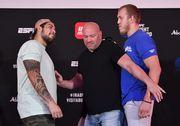 Полярный медведь разорвал соперника! Спивак уверенно одолел бразильца в UFC