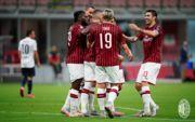 Чемпионат Италии. Милан разгромил Болонью