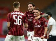 Милан – Болонья – 5:1. Видео голов и обзор матча