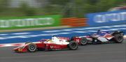Мик Шумахер снова в топ-3. Пилот во второй гонке подряд заехал на подиум