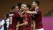 Милан забивает больше всех в Серии А после рестарта