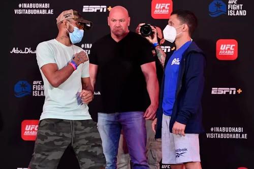 UFC: Дейвисон Фигейреду – Джозеф Бенавидес. Смотреть онлайн LIVE трансляция