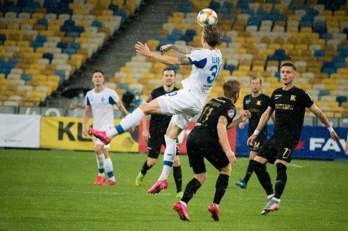 Колос – Динамо – 2:0. Текстовая трансляция матча
