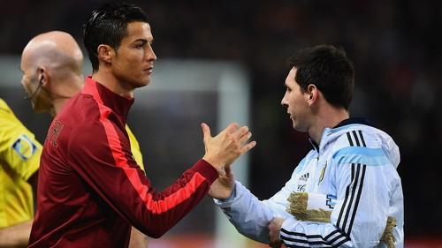 Роналду или Месси? Опубликован список самых популярных спортсменов мира