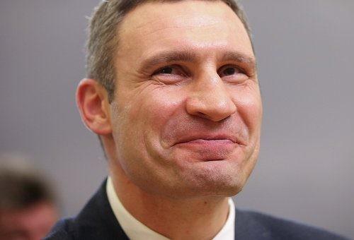 Віталій КЛИЧКО: «Старший син сказав, що йде в мери Києва»