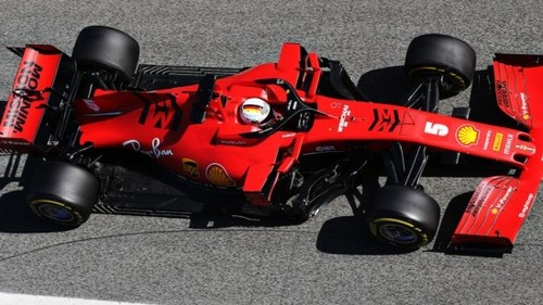 Феррари остановила производство машин и болидов Ф-1