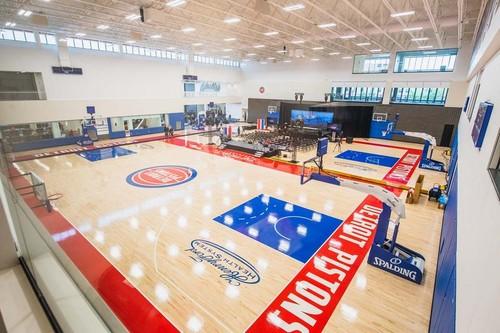 НБА может начать проводить матчи на тренировочных площадках