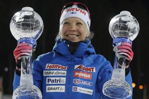 Кайса Макаряйнен: легенда, которой не везло на Олимпийских играх