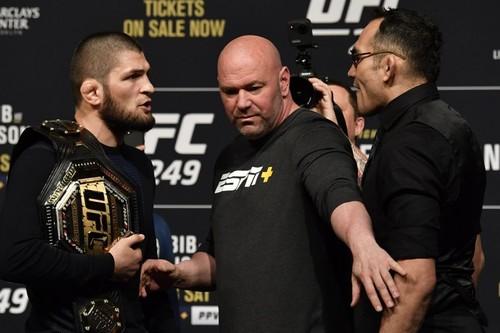 UFC відкладе три турніри через коронавірус