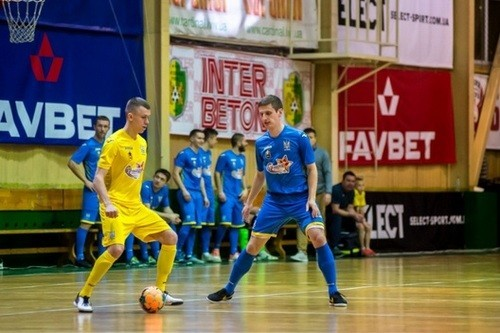 Ассоциация футзала Украины приостанавливает все соревнования