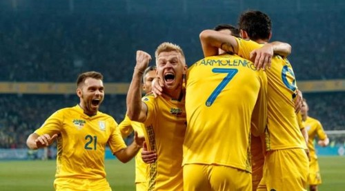 Товарищеские матчи Украины с Францией и Польшей состоятся в начале июня