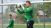 Ісенко став наймолодшим капітаном в історії чемпіонатів України