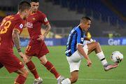 Рома и Интер разошлись миром в результативном поединке Серии A