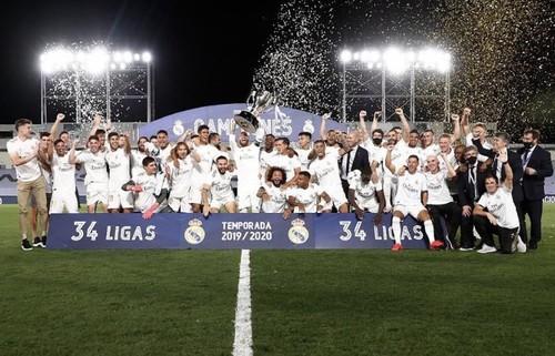 Финиш Ла Лиги. Третье место у Атлетико, Валенсия пролетела мимо еврокубков