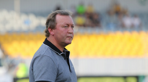 Шаран провел 400-й матч в УПЛ в качестве игрока и тренера