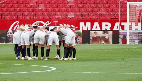 Севилья — Валенсия — 1:0. Видео гола и обзор матча