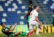 Сассуоло – Милан – 1:2. Дубль Златана. Видео голов и обзор матча