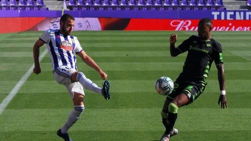 Вальядолид – Бетис – 2:0. Видео голов и обзор матча