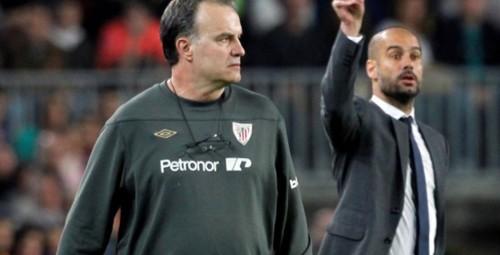 Хосеп ГВАРДИОЛА: «Бьелса - уникальный тренер. Я много изучал его стиль»