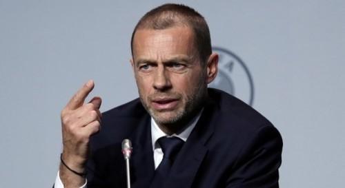 Глава УЕФА: «Верю, что в ближайшее время болельщики вернутся на стадион»