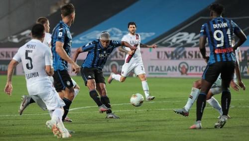 Аталанта – Болонья – 1:0. Полчаса Малиновского. Видео гола и обзор матча