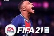 ОФИЦИАЛЬНО. Килиан Мбаппе появится на обложке FIFA 21