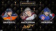 НХЛ. Лига определила трех претендентов на звание лучшего игрока сезона