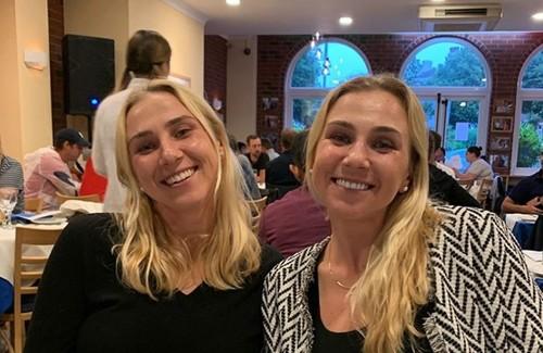 ФОТО. Як сестри Кіченок відсвяткували свій день народження