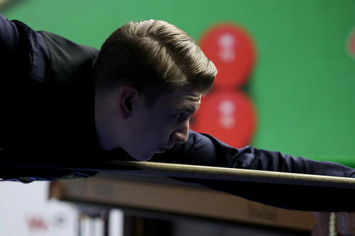14-летний Бойко проиграл свой дебютный матч квалификации ЧМ по снукеру