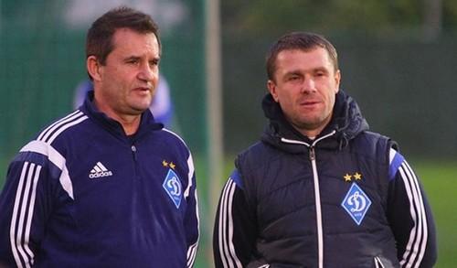 Динамо может возглавить бывший помощник Реброва
