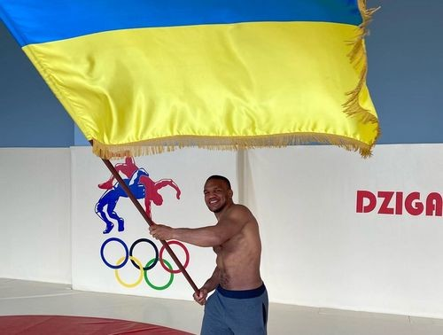 Жан БЕЛЕНЮК: «Потратил много сил, чтобы представить Украину на Олимпиаде»