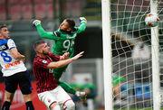 Заработал и не забил. Милан и Аталанта разошлись миром