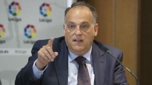Президент Ла Лиги Тебас может уйти в отставку