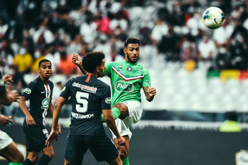 ПСЖ виграв Кубок Франції, в фіналі обігравши Сент-Етьєн