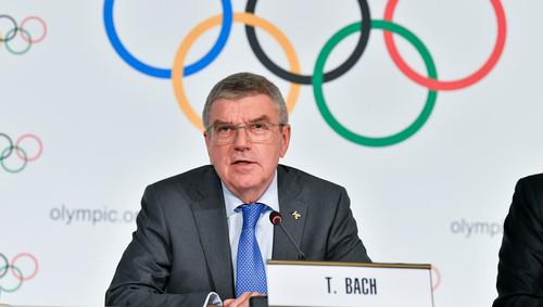 Томас БАХ: «Олимпиада? Ждем появления вакцины, будем слушать советы ВОЗ»