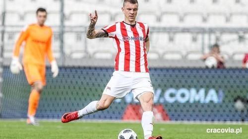 Украинец помог Краковии впервые в истории выиграть Кубок Польши