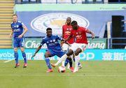 Манчестер Юнайтед обіграв Лестер і завершив чемпіонат на третьому місці