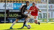 Денис Олейник забил первый мяч в новом сезоне чемпионата Финляндии