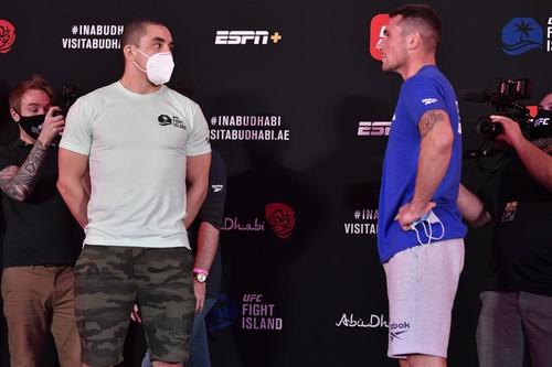 UFC: Роберт Уиттакер – Даррен Тилл. Смотреть онлайн. LIVE трансляция