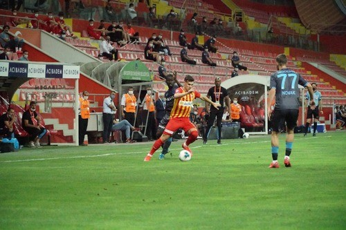 Кайсериспор Кравца вылетел из турецкой Суперлиги