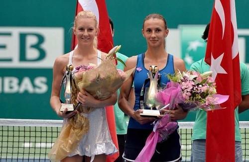П'ять років тому Цуренко виграла перший турнір WTA в кар'єрі