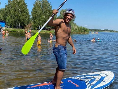 ФОТО. Беленюк отдыхает в Одессе