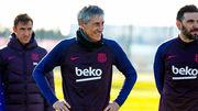Президент Барселоны: «Сетьен останется на следующий сезон»