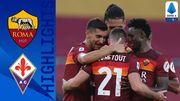 Рома – Фиорентина – 2:1. Видео голов и обзор матча