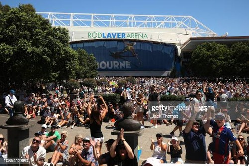 На Australian Open готовы к проведению турнира без иностранных болельщиков