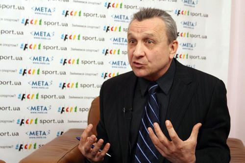 Олексій СЕМЕНЕНКО: «Відставка Луческу? Поки потерпіть»