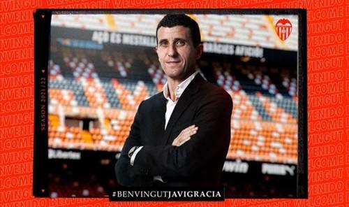 Валенсія отримала нового головного тренера