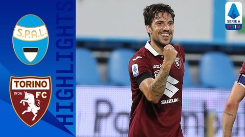 СПАЛ – Торино – 1:1. Видео голов и обзор матча