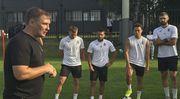 Тренер Олімпіка: «Переїзд клубу до Одеси? Чому б і ні, буде добре»