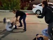 ВИДЕО. Российский боксер одним ударом убил человека на улице